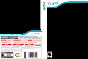 Preetard's Wii U Template by preetard