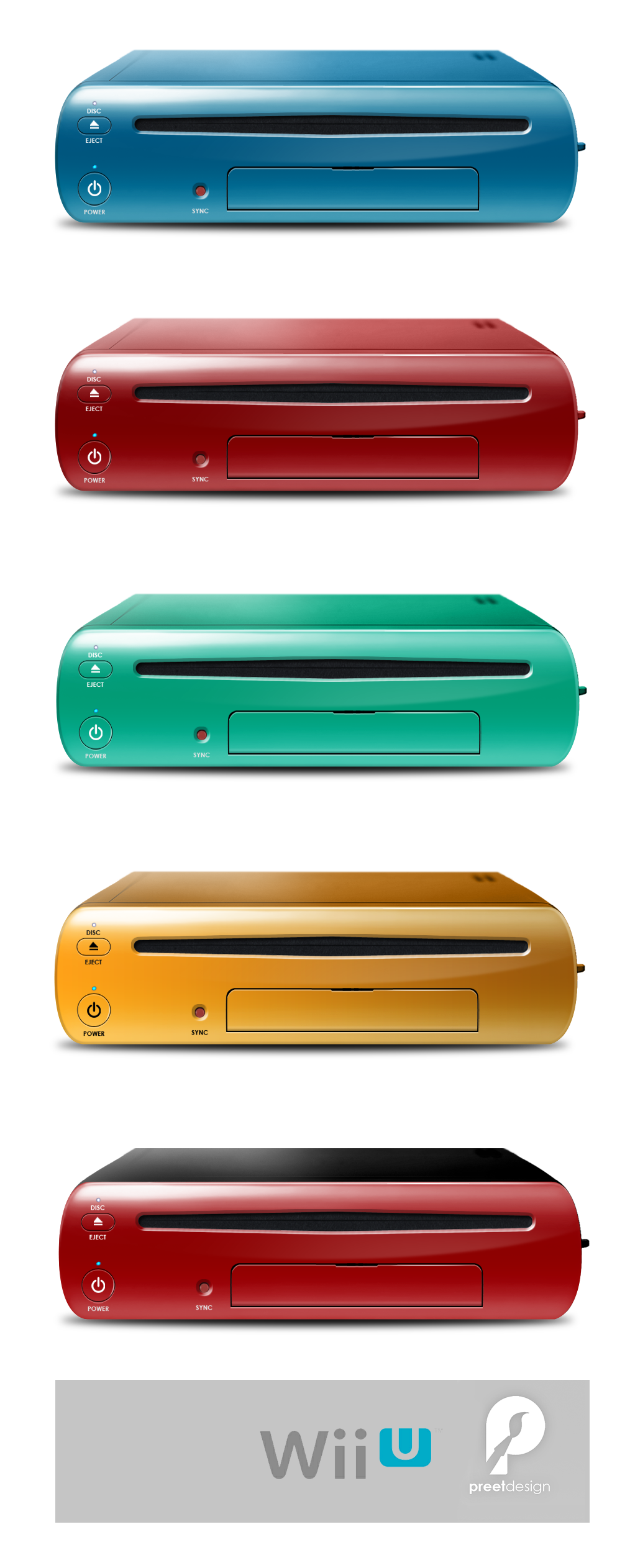 Why hasn't there been new Wii U colours? | IGN Boards
