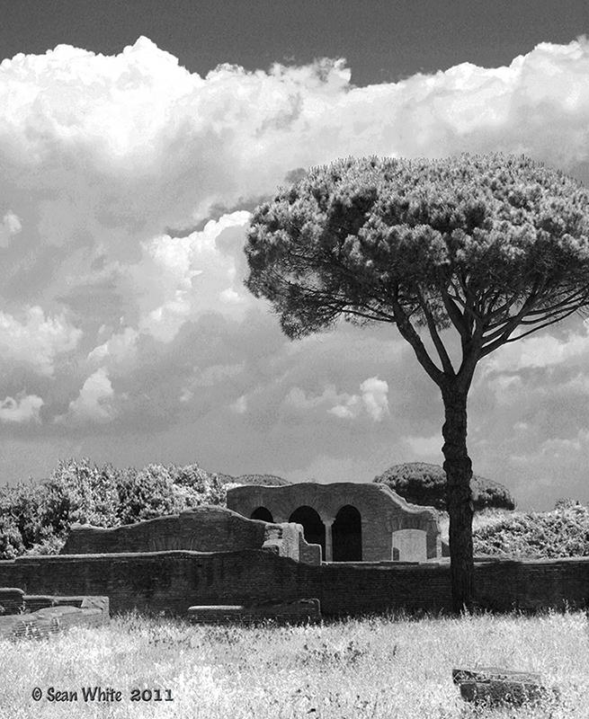 Ostia Antica by 1shotaway