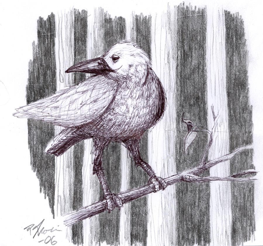 Bird by Leondrian