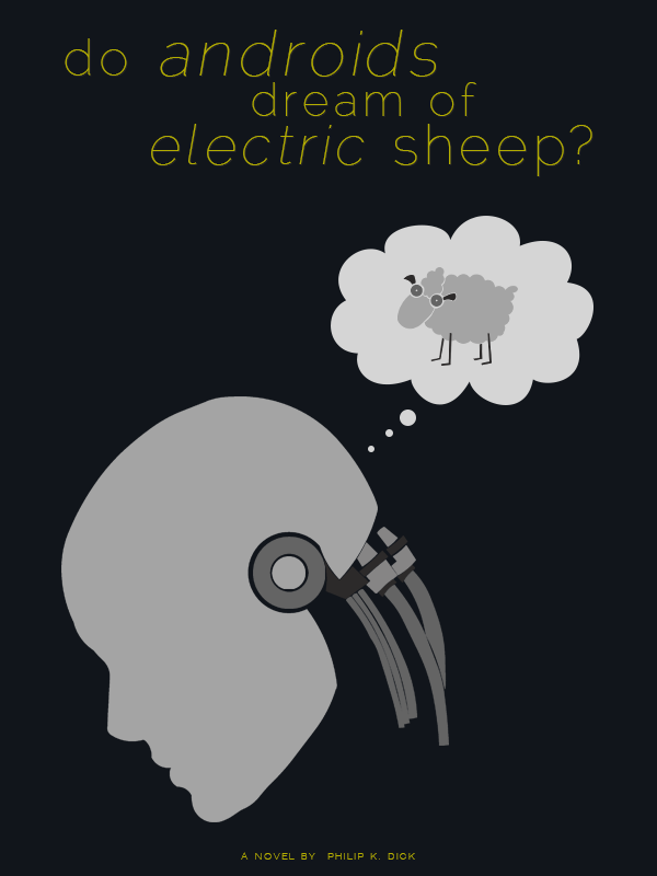 Do Androids Dream Of Electric Sheep By Sklaera On Deviantart