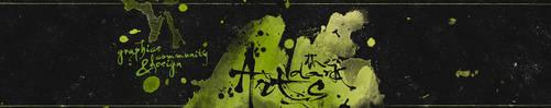 The Dark Arts.net Header by sklaera