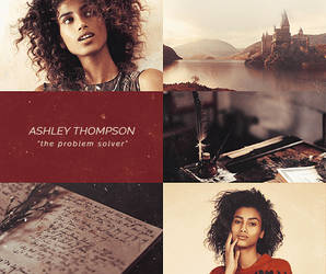 Ashley Greengrass - Thompson Aesthetic by sklaera