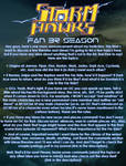 Storm Hawks Fan 3rd Season Announcement 2, COMMENT by 123leyang321