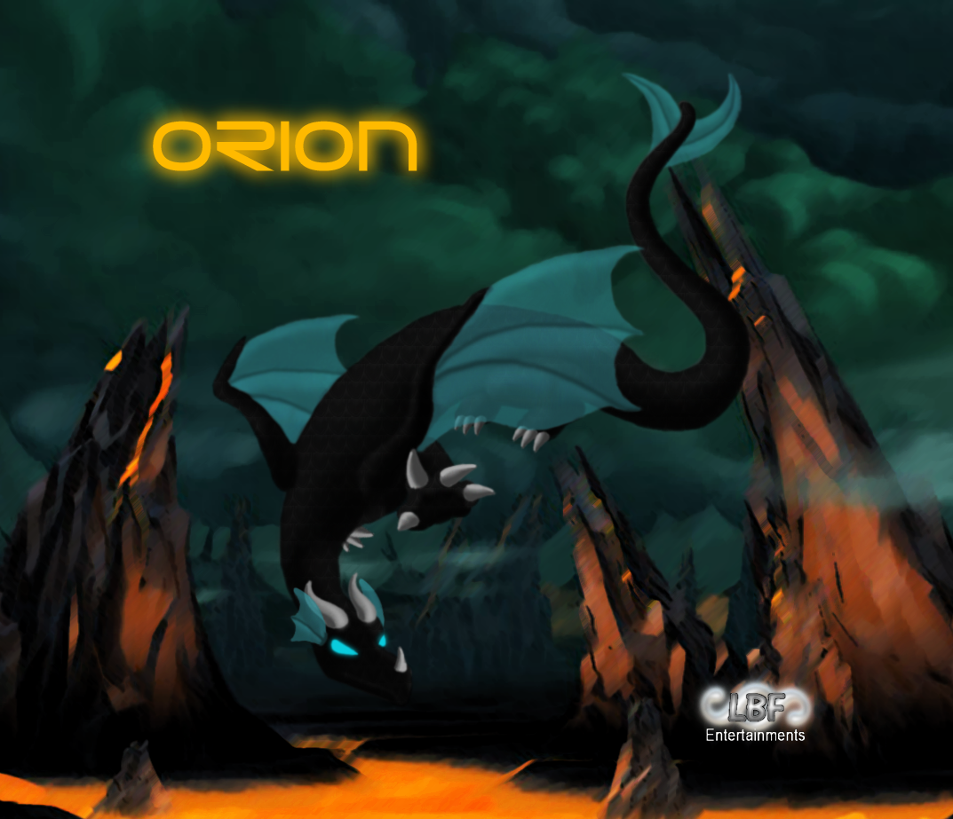 Orion, Henny's partner (made with mouse only) by 123leyang321