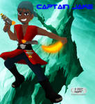 Capt Jake of the Bladed Gunners (mouse only) by 123leyang321