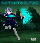 Detective Fire, firewolf121's OC (made with mouse) by 123leyang321