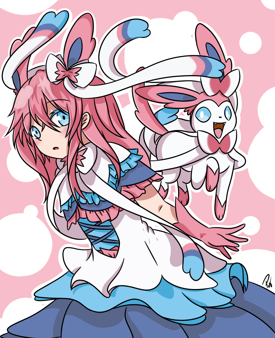 Pokemon Coloring Pages Sylveon | Search Results | Fun