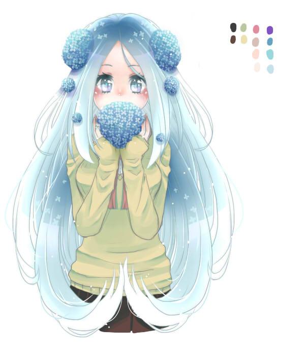 Hydrangea by sureo