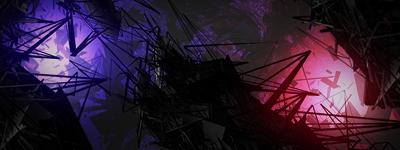 Red  Blue by UcanCALLmeG