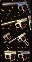 P.P. Cal. 25 automatic
