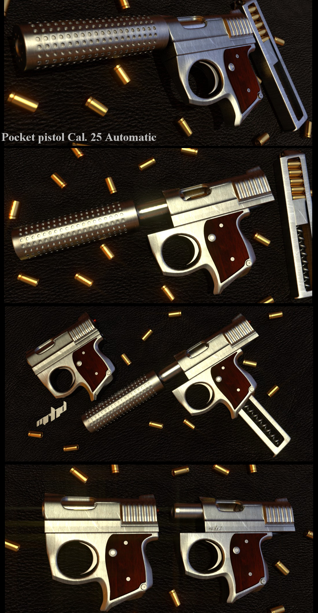 P.P. Cal. 25 automatic by mrhd
