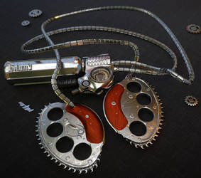 Chainsaw Knuckles by mrhd