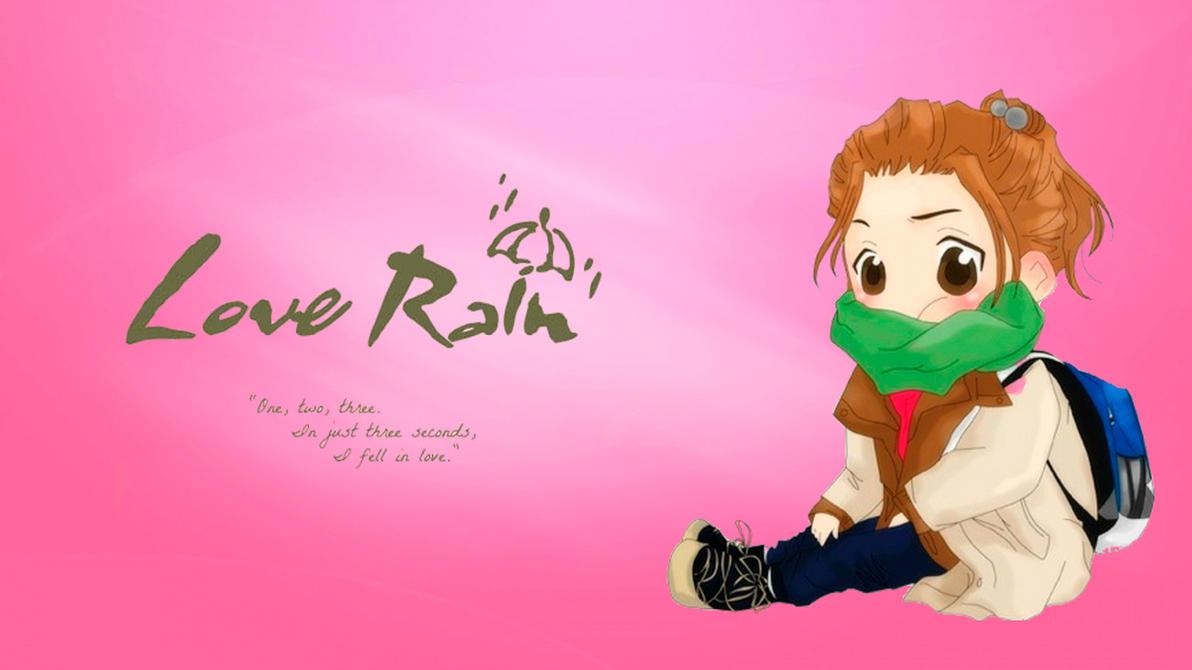Popular Wallpaper Love Rain - wallpaper_yoona_snsd_love_rain_chibi_by_hermyta-da7s3ig  HD_884160.jpg