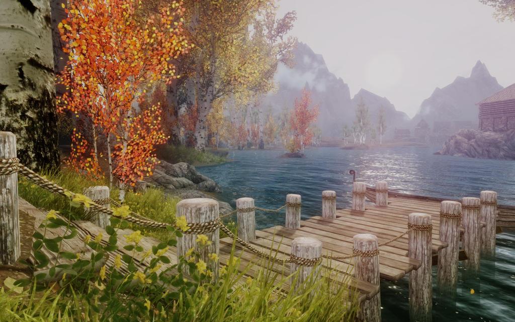 Skyrim Enb Settings | Pwner