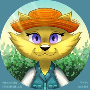 Greencat's Icon - Melancholy