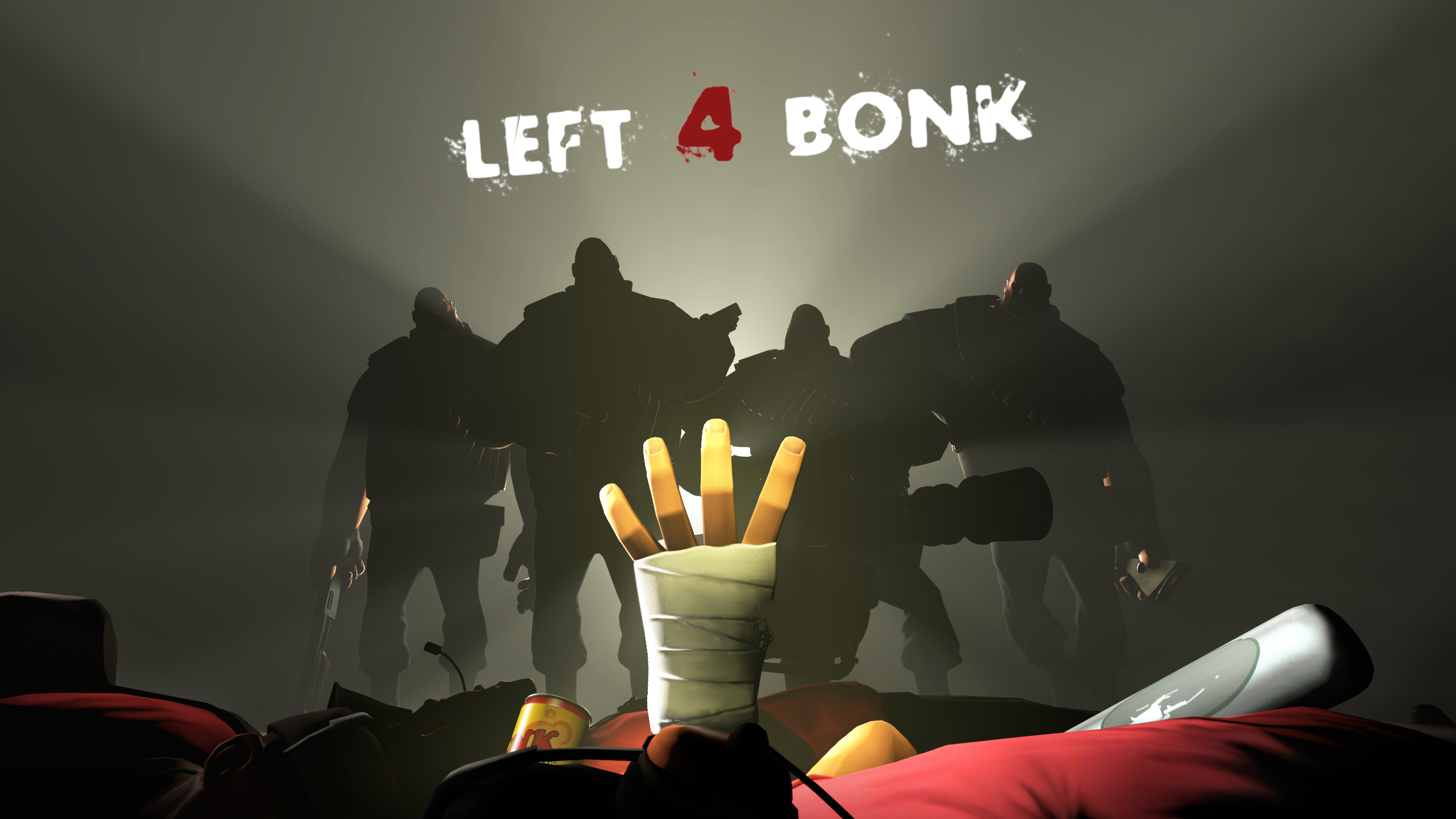 Left 4 Bonk by MrRiar