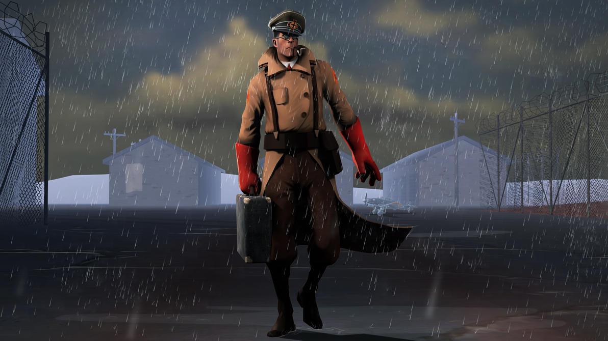 Herr Doktor by MrRiar