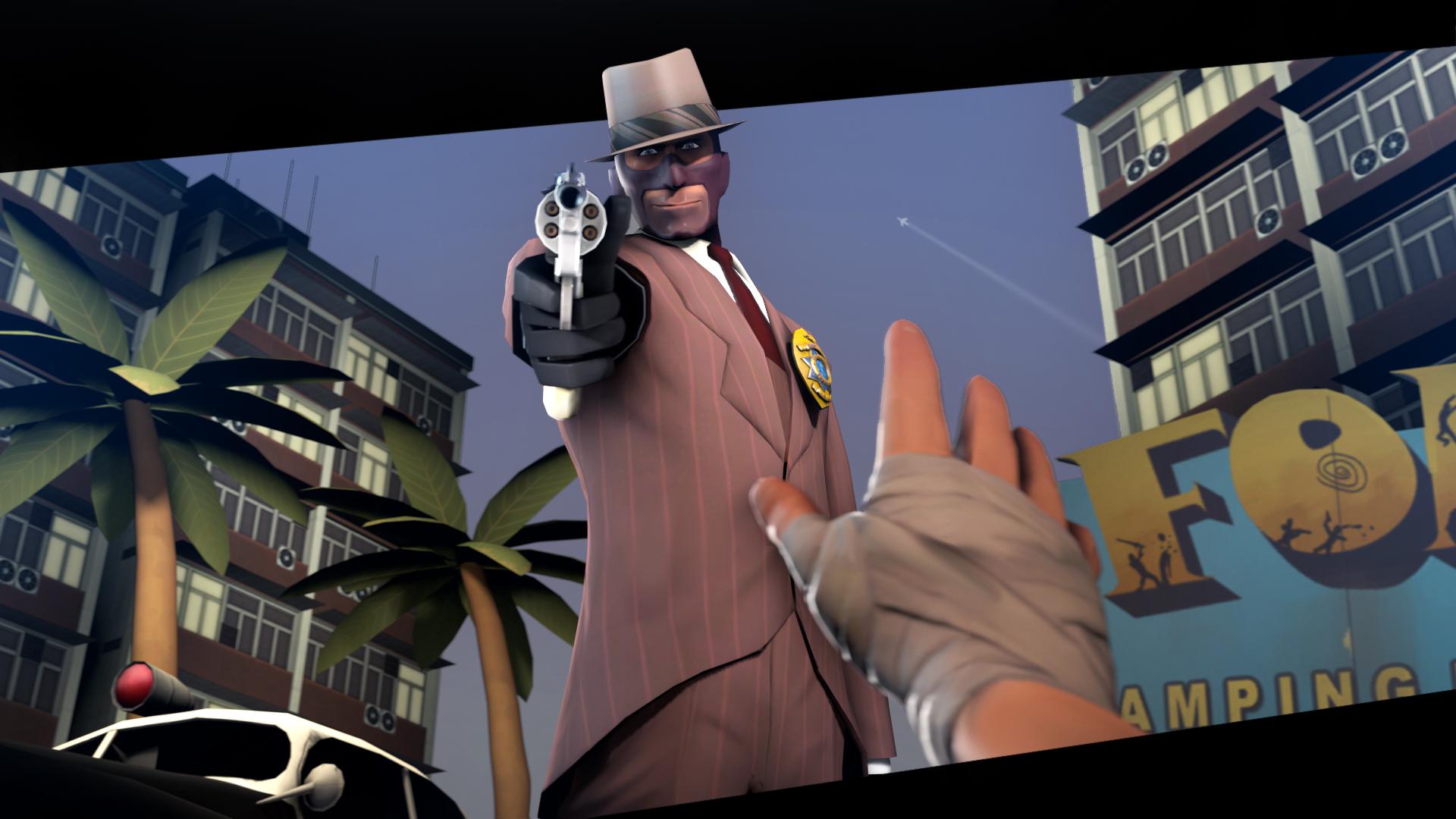 Bad Cop by MrRiar