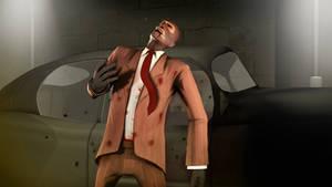Death of spy