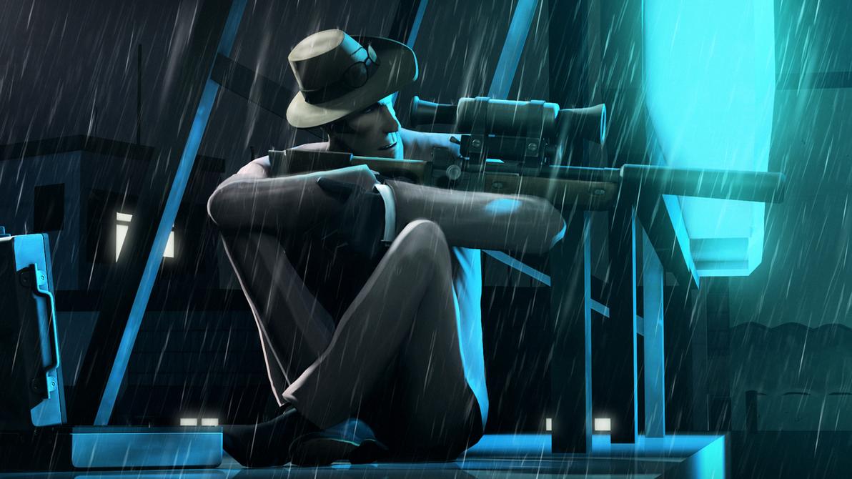 Mercenary by MrRiar