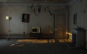 Derelict Room by botshow