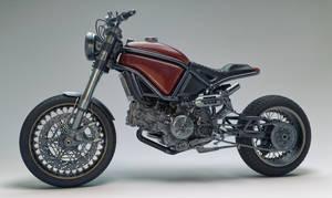 Ducati Experimental Motorcycle