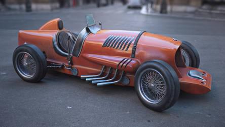 Vintage Roadster Concept