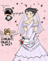 Phoenix Wright: Ace Bride :D by AnimeOtaku01