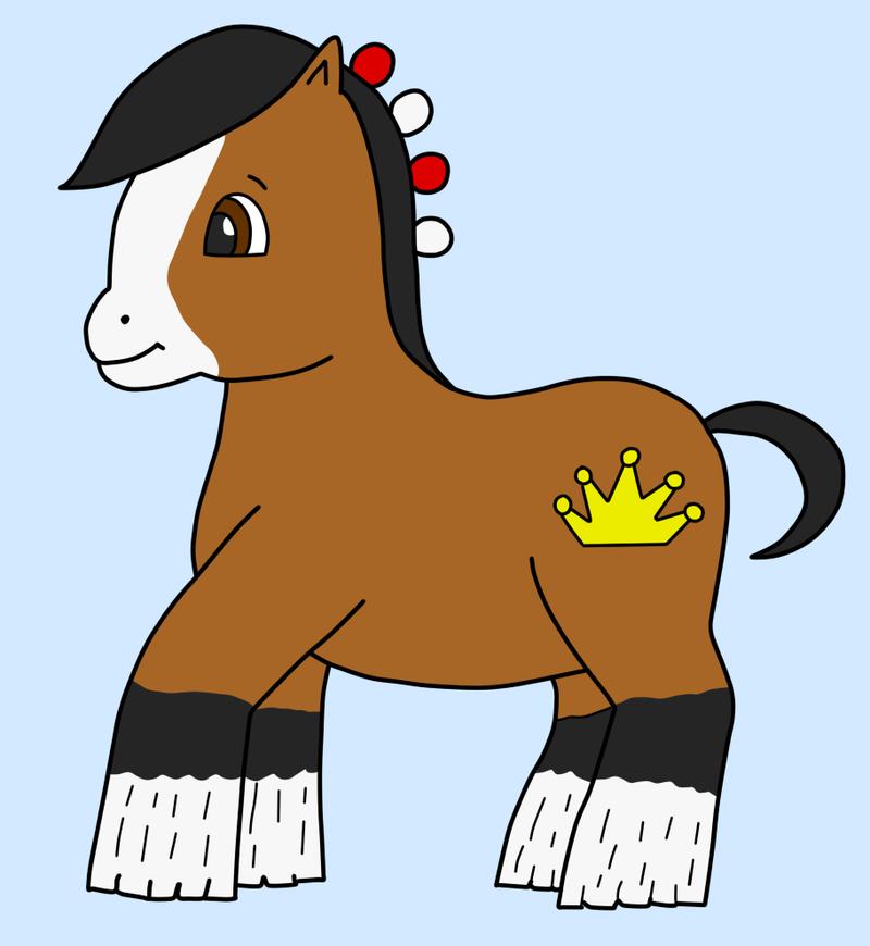 Royal horses by Maleiva