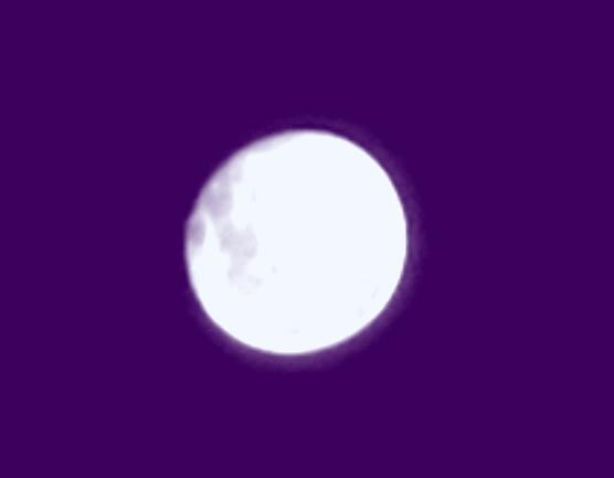 Moon by Maleiva