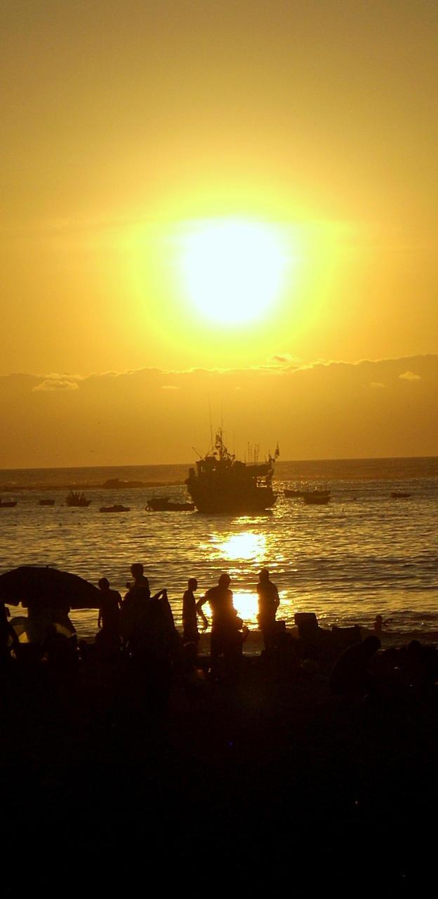 Sunset by Maleiva