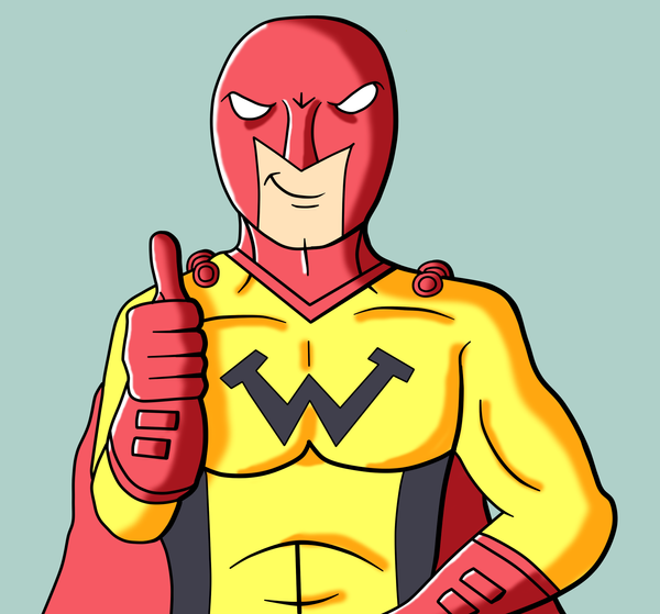 What-man again by Maleiva