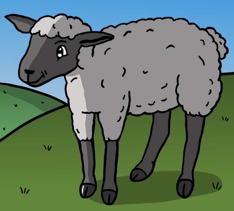 Lamb by Maleiva