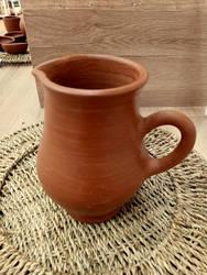 A clay jar