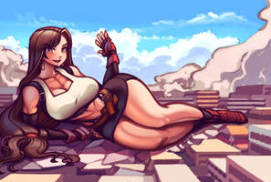From Tifa with Love by Gareit0