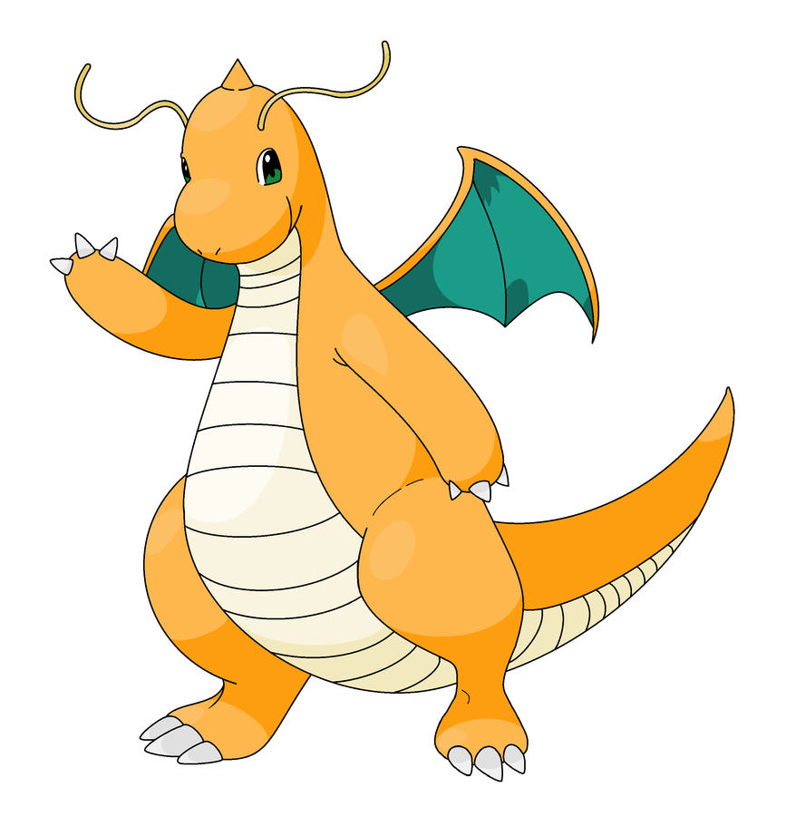 Dragonite by ReaperKitty-410
