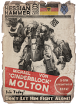 XCOM Recruitment Poster 'Cinderblock'