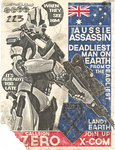 XCOM Recruitment Poster 'Zero'