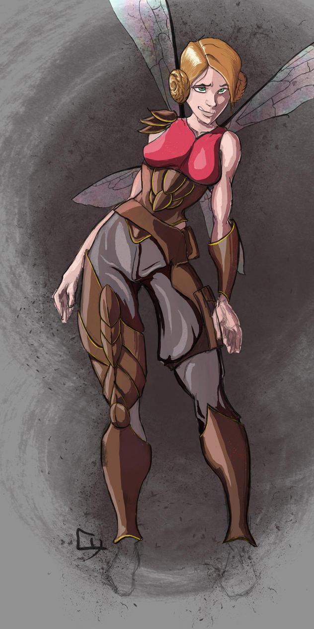 Pixie Rogue by CoryMcD