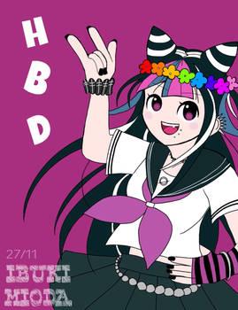 SHSL Birthday Girl