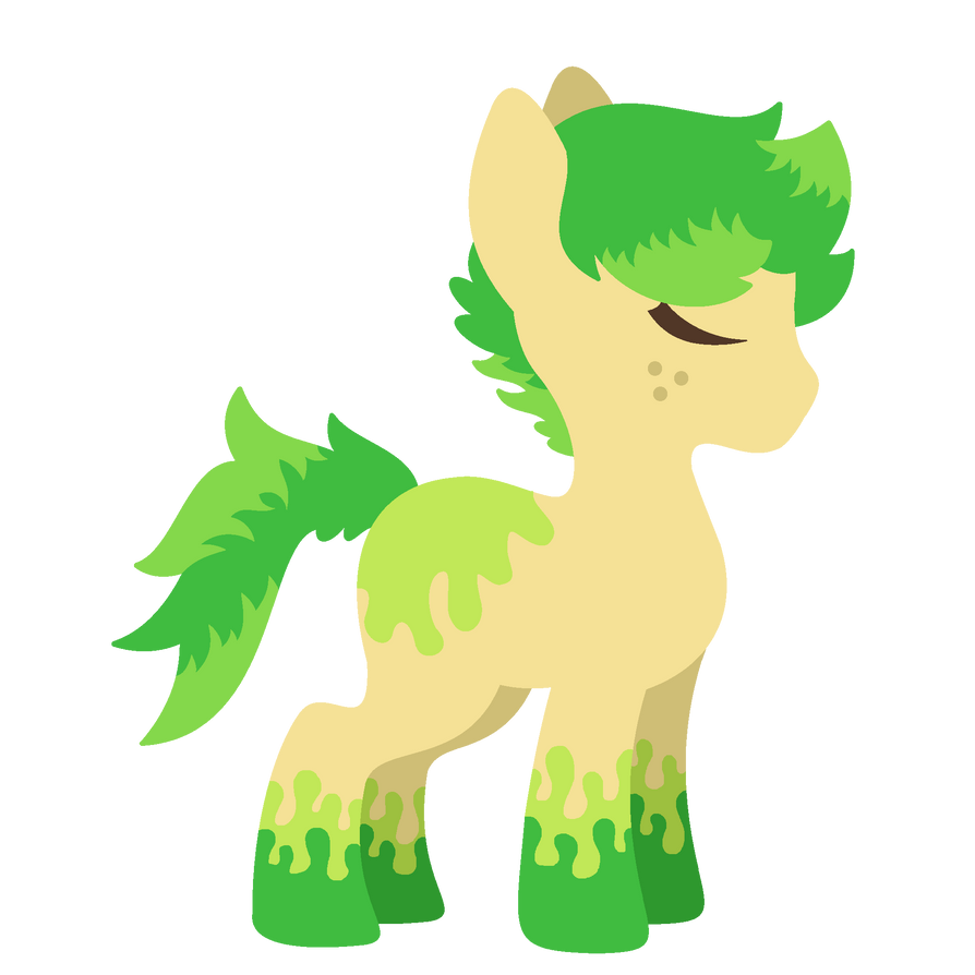 GreenLeaf - lineless by goldbullet