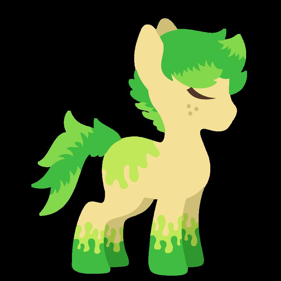 GreenLeaf - lineless by goldbullet