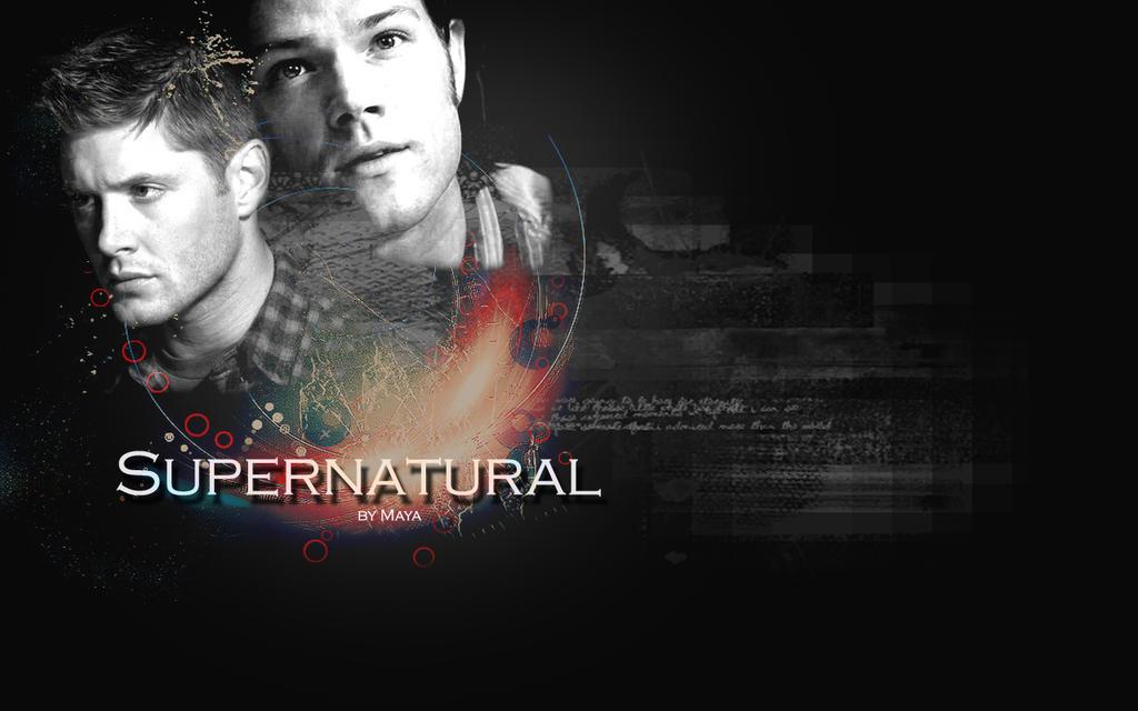 like cw supernatural wallpaper - photo #39