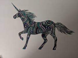Horse Zen by Undead-Oreo