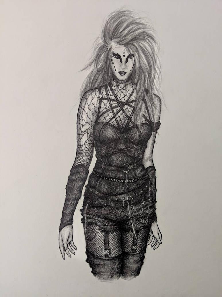 Deathrocker by Undead-Oreo
