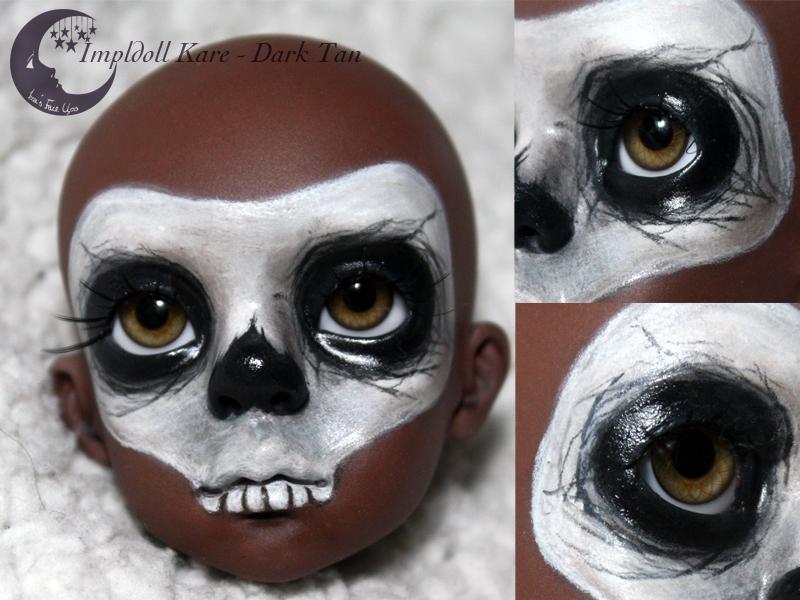 BJD Face Up - Impldoll Kare by Izabeth