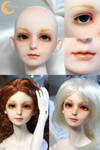 BJD Face Up - Resinsoul Lan by Izabeth