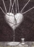 Valentine for the Heart broken by Izabeth