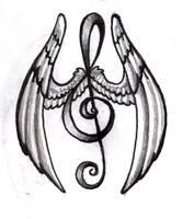 Flying Music by Izabeth